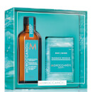 Moroccanoil Simply Beautiful Gift Set - Treatment Original (Worth £45.45)