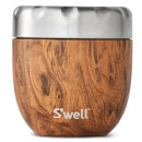 S'well Eats 2 in 1 The Teakwood Nesting Food Bowl 16oz