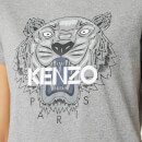 KENZO Women's Tiger Classic T-Shirt - Dove Grey