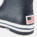 Polo Ralph Lauren Toddler's Kelso Polo Player Wellington Boots - Navy/Red