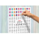 100 Day Random Acts of Kindness Scratch Poster