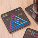 Retro Puzzle Coasters (Set of 4)