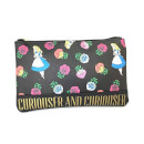 Loungefly Disney Alice In Wonderland Curiouser And Curiouser Pouch