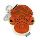 Loungefly Star Wars Monedero Almirante Ackbar