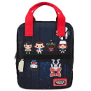 Loungefly Stranger Things Chibi The Upside Down Mini Backpack