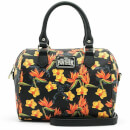 Loungefly Marvel Black Panther Floral Handbag