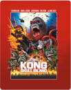 Kong: Skull Island – Zavvi Exclusive 4K Ultra HD Steelbook (Includes 2D Blu-ray)