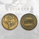 "Elder Scrolls ""Elsweyr"" Collector's Limited Edition Coin: Silver Variant"