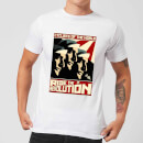 Mark Fairhurst Revolution Men's T-Shirt - White