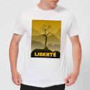 Mark Fairhurst Liberte Men's T-Shirt - White