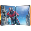 Ant-Man And The Wasp - 3D Zavvi Exclusive Lenticular Steelbook (Includes 2D Blu-ray)