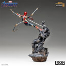 Iron Studios Avengers: Endgame BDS Art Scale Statue 1/10 Iron Spider vs Outrider 36cm