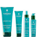 René Furterer Sublime Curl Enhancing Set for Wavy and Curly Hair (Worth $120)