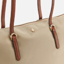 Lauren Ralph Lauren Women's Keaton 26 Nylon Tote Bag - Clay
