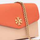 Tory Burch Women's Kira Color-Block Mini Bag - Lava
