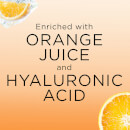 Garnier Eye Sheet Mask Hyaluronic Acid and Orange Juice 5 x 6g (30g)