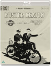 Buster Keaton: 3 Films (Sherlock, Jr., The General, Steamboat Bill, Jr.) [Masters Of Cinema] Limited Edition Blu-Ray