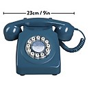 Wild and Wolf 746 Phone - Biscay Blue