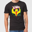 X-Men Dark Phoenix Circle Men's T-Shirt - Black