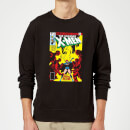 X-Men Dark Phoenix The Black Queen Sweatshirt - Black