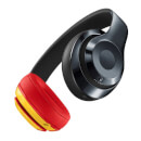 Beats by Dr. Dre Studio 2 Wireless Noise Cancelling Headphones - Unity Edition Black/Red/Yellow