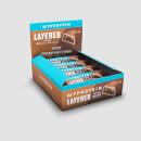 Layered Bar - 12 x 62g - Chocolate Brownie