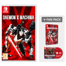 DAEMON X MACHINA + Fan Pack