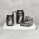 THE Pro Bundle - Dark Chocolate and Sea Salt - Blue Raspberry - Decadent Milk Chocolate