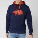 The North Face Men's Drew Peak Pullover Hoody - Montague Blue