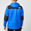 The North Face Men's Himalayan Light Synthetic Hooded Jacket - TNF Blue