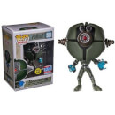 Fallout Assaultron GITD EXC Pop! Vinyl Figure