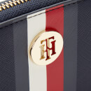 Tommy Hilfiger Women's Honey Large Zip Around Wallet - Corporate