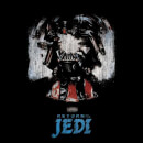 Star Wars Shattered Vader Men's T-Shirt - Black