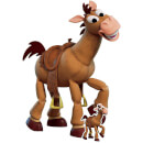 Toy Story 4 Bullseye Toy Horse Cut Out
