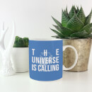 The Universe Is Calling Schematic Mug
