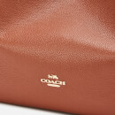Coach Women's Polished Pebble Leather Hadley Hobo Bag - 1941 Saddle