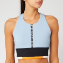 P.E Nation Women's Expedition Sports Bra - Blue