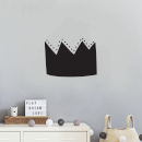 Crown Wall Decal