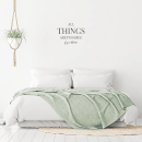All Things Are Possible If You Believe Wall Decal