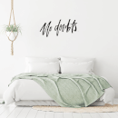 No Doubts Wall Decal