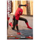Figurine articulée MM Spider-Man (nouveau costume), Spider-Man : Far From Home, échelle 1:6 (29 cm) – Hot Toys