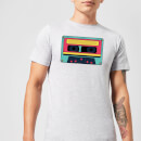 Cassette Tape Men's T-Shirt - Grey