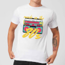 Made In The 80s Boombox Men's T-Shirt - White
