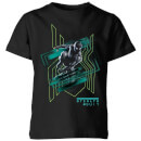 Spider-Man Far From Home Stealth Suit Kids' T-Shirt - Black