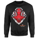 Spider-Man Far From Home Web Tech Badge Sweatshirt - Black