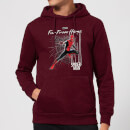 Spider-Man Far From Home Web Tech Hoodie - Burgundy
