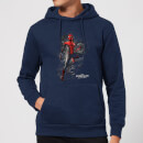 Spider-Man Far From Home Upgraded Suit Hoodie - Navy