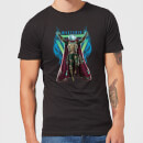Spider-Man Far From Home Mysterio Magic Men's T-Shirt - Black