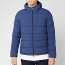 Herno Men's Woven Jacket - Blue