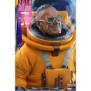 Hot Toys Guardians of the Galaxy Vol. 2 Movie Masterpiece Action Figure 1/6 Stan Lee 2019 Toy Fair Exclusive 31 cm